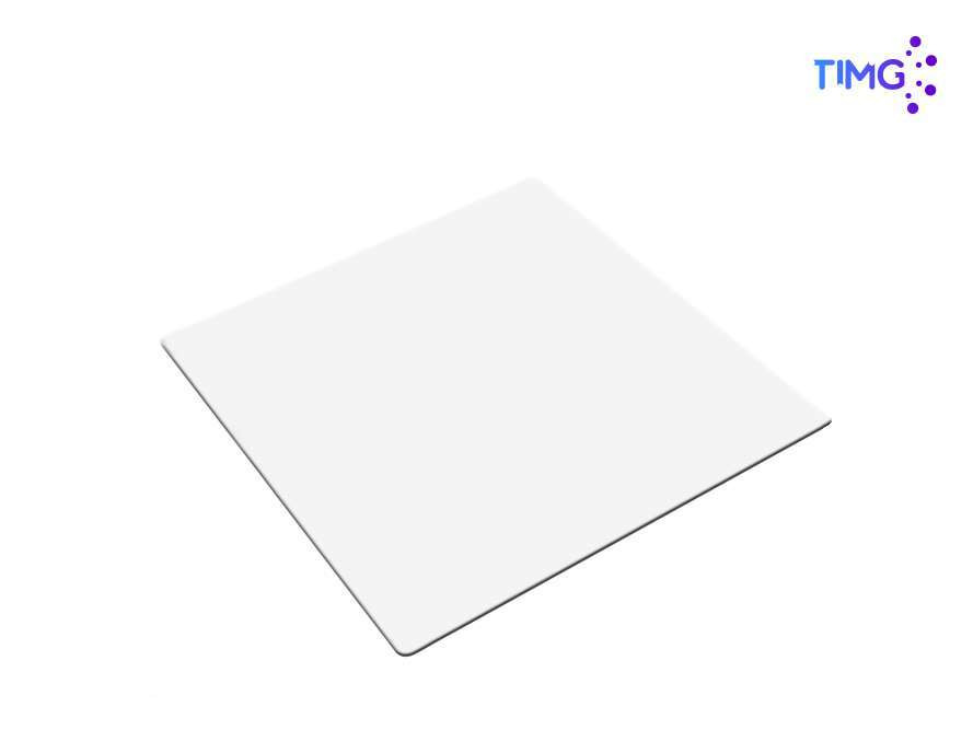 Mouse pad sublimable Blanco 40*40cm