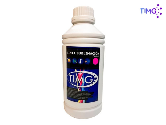 Tinta de Sublimacion TMJ - Magenta light 1litro