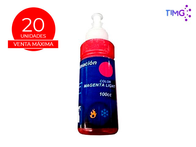 Tinta de Sublimacion TMJ - Magenta light 100cc