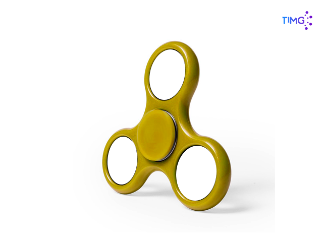Fidger Spinner Amarillo