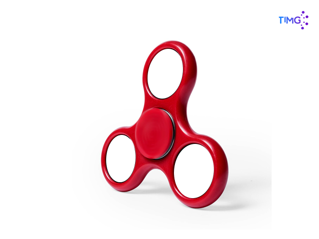 Fidger Spinner Rojo