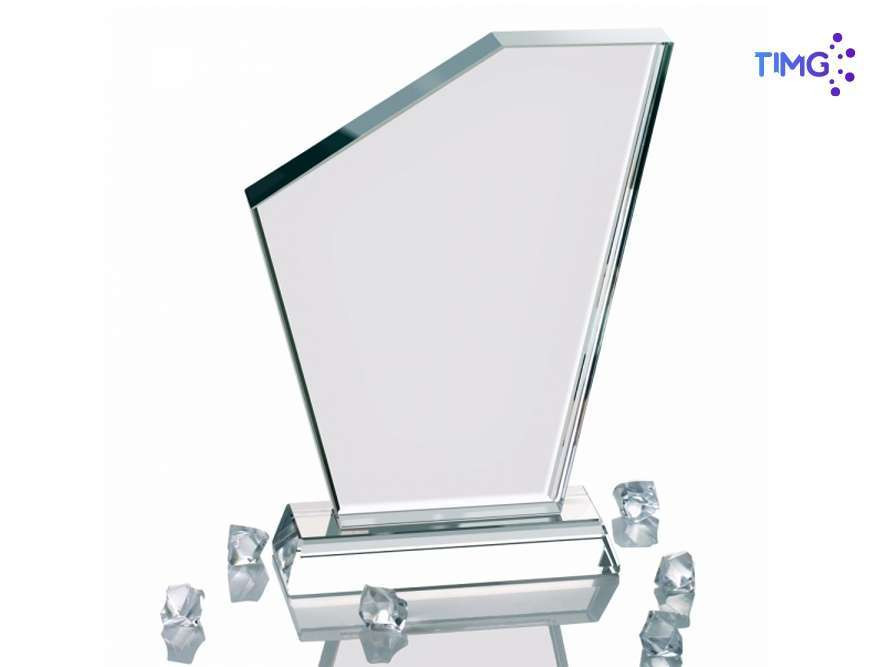 Cristal sublimable modelo triangular - BSJ11