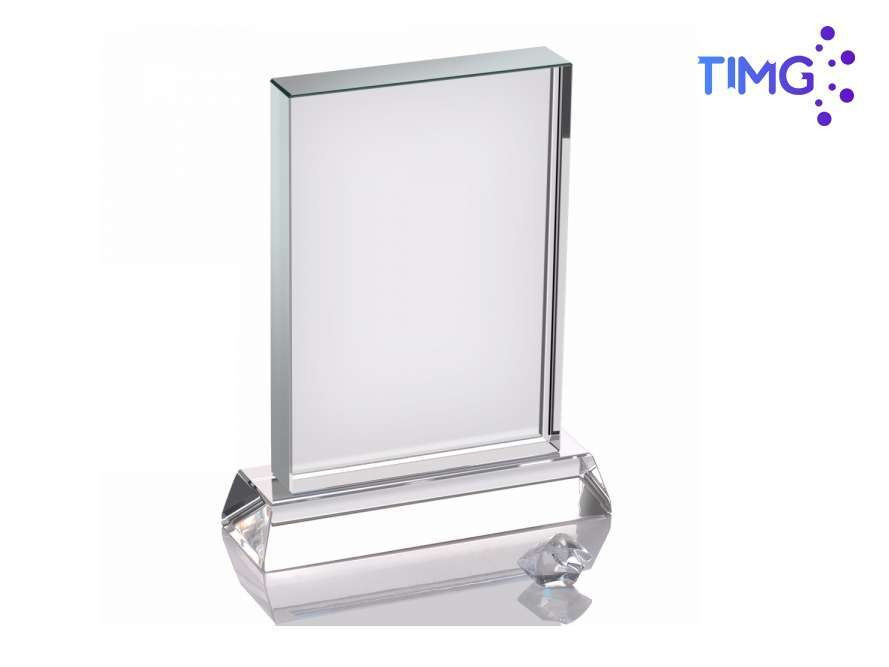 Cristal sublimable vertical 110*160*40(mm) - BSJ08A
