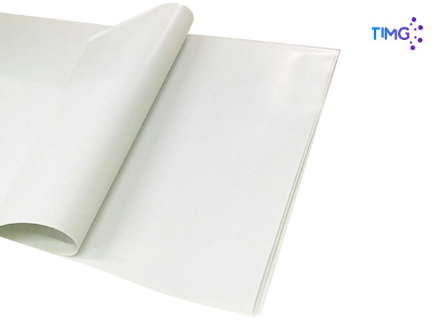 Grease proof paper Papel Siliconado A4