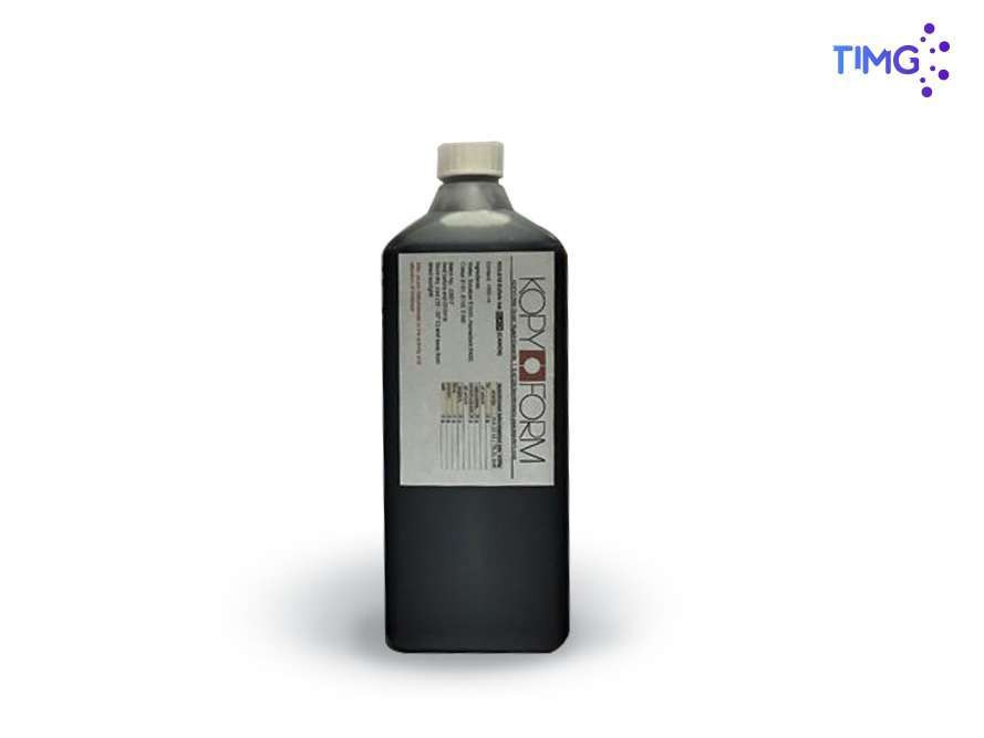 Tinta Comestible Black - Kopyform EU - 1Lt