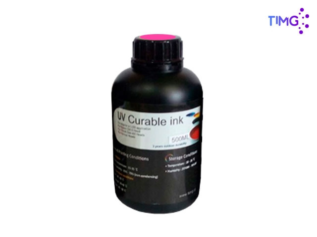 Tinta Uv Led Gen5 Flexible - 500cml Magenta