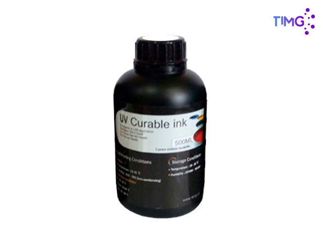 Tinta Uv Led Gen5 Flexible - 500cml Blanco