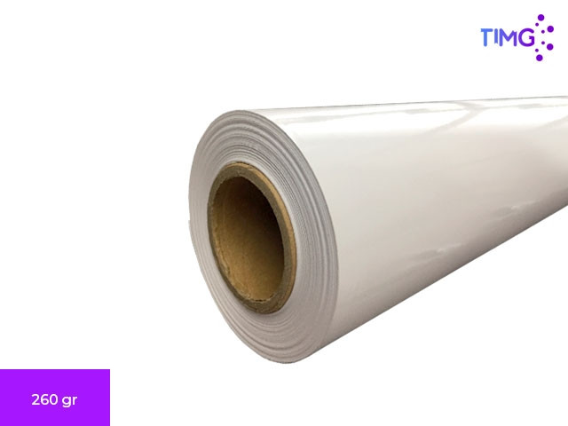 High Glossy Photo Paper 260gr Ancho 043