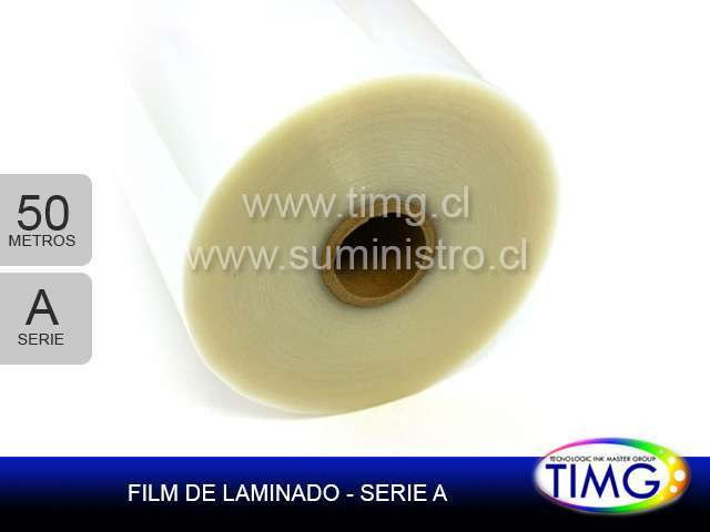 Cold Lam Film Glossy High Quality LAM-155G 152 50 mt