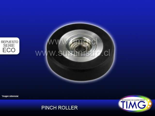 Pinch roller rodillo 3mm - 4 rodillos