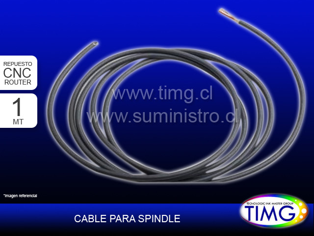 Cable de spindle por metro