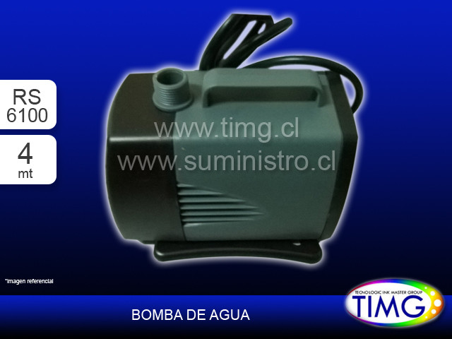Bomba rs6100 4mt