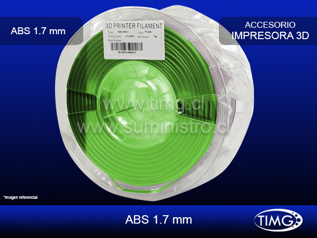 Color normal 1,75mm 1 kg Green