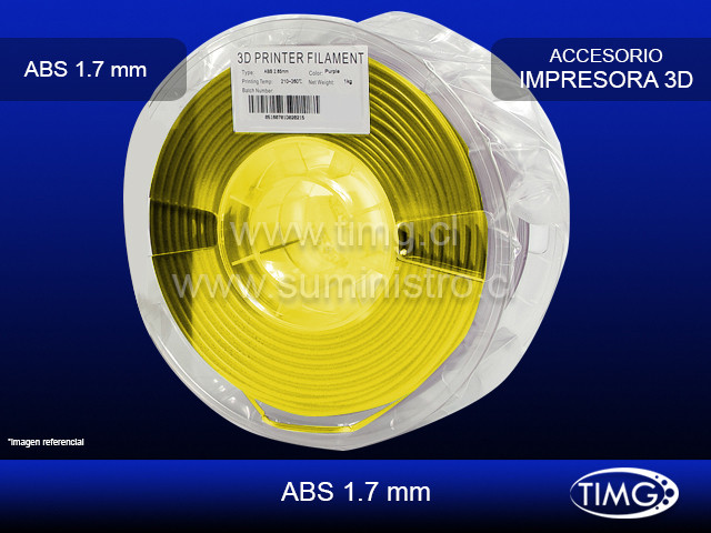 Color normal 1,75mm 1 kg Yellow