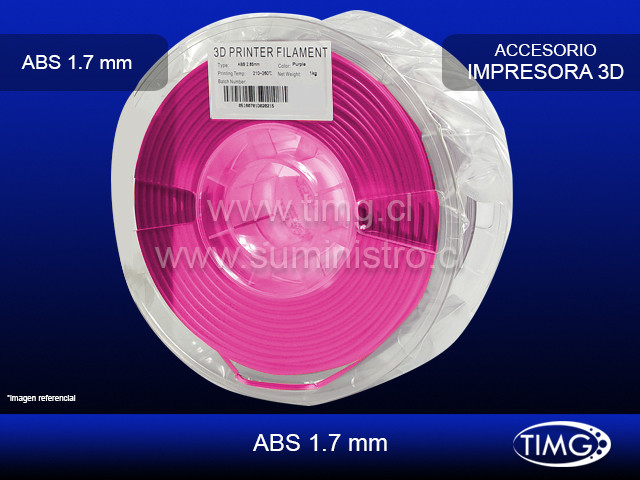 Color normal 1,75mm 1 kg Pink