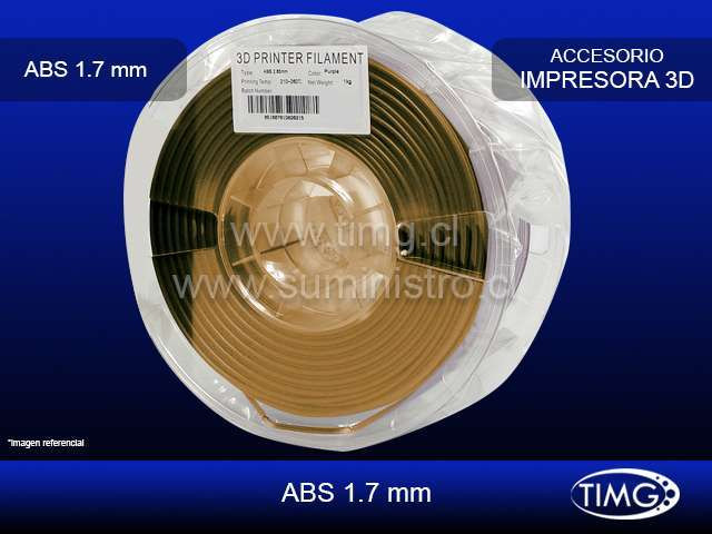 Color normal 1,75mm 1 kg Brown