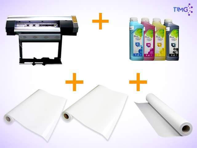 Kit de estampado plotter serie ECO 0626