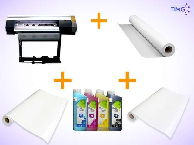 Kit de estampado plotter serie ECO 0646